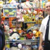 TfL helps donate lost toys to new homes this festive season