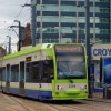 Man hit by Croydon tram airlifted to hospital