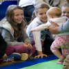 Babies beat bullies by teaching empathy to students