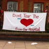 The fight isn't over for Lewisham Hospital: campaigners rally to defend their local maternity and A&E services