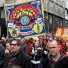 Firefighters hold day of action against proposed staff cuts and station closures across London