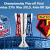 Palace Wembley play-off final tickets Sold Out!