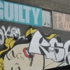 Street artists wage war over wall in Shoreditch