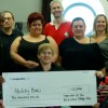 £2,000 donation for local disability rehab centre
