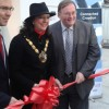 East Croydon station footbridge opened by Mayor