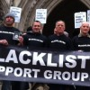Blacklisted workers make High Court compensation claims