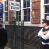 Police ensure safe voting across Tower Hamlets