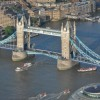 Nine injured after tour boat crashes into Tower Bridge