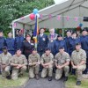Lewisham's tribute to members of the armed forces