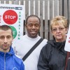 Schools, libraries and fire stations hit in ELL boroughs as public sector workers stage nationwide protest