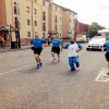 Tower Hamlets officer runs with Queen's Baton