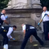 Deptford war memorial vandalised on eve of First World War Centenary