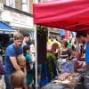 Crowds celebrate second Chatsworth Road Festival