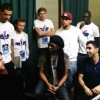 Rudimental remix hit song 'Le Freak'