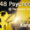 "Intimate performance of Sarah Kane's ""4:48 Psychosis"""