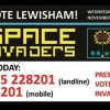 Space Invaders scheme in £50,000 National Lottery bid