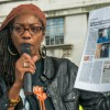 Marcia Rigg's fight for justice comes to Goldsmiths