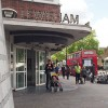 Street robbery stabbing outside Lewisham library
