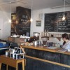 HER cafe in Hackney removes 'Tory tax' sign