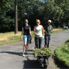 Locals encouraged to improve their fitness by volunteering