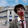 Zombie bank managers thrill with charity film