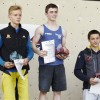 Young athlete wins his first international competition