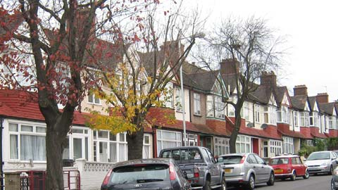 House repossession up in Croydon and Lewisham. Photo: Marianne Brown
