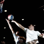 The new centre could help kids get into sports such as basketball. Photo: Sport England
