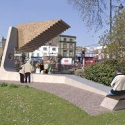 Photo: Proposed Bethnal Green Memorial