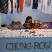 The Chung-Rowe stall. Photo: Jade Impleton-Jackman