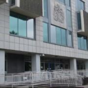 Camberwell Magistrates Court. Photo: Cassandra Wiener