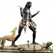 Kali and Shiva, The Horniman Museum. Photo: Horniman Museum