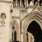 Royal Courts of Justice, London. Photo: Tim Crook