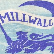 Millwall 1964 logo. Photo: Tim Crook