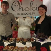 Chcki at Greenwich Market.  Photo: Cat Wiener.