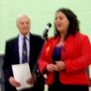 Heidi Alexander, new MP for Lewisham East Photo: Cat Wiener