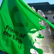 Friends of the Earth are campaigning for stringent CO2 reduction targets. Photo: scoobygirl @ flickr