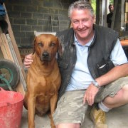 Tommy Walsh and Alfie