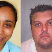 Care nurse Leah Questin was murdered by IT specialist Clinton Bailey last year. Photos: Metropolitan Police