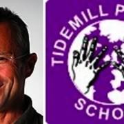 Mark Elms is the head teacher of Tidemill Primary School
