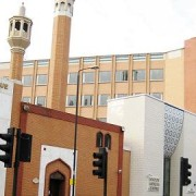 East London Mosque and London Muslim Centre Photo: Wikimedia commons, own work