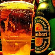 Heineken will be the official drink. Photo: Jon Sullivan
