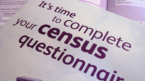 A Census Form