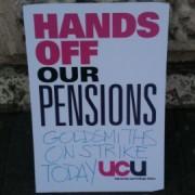 Goldsmiths Pensions - Photo: Nikki Allan