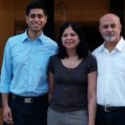 The Kotecha family