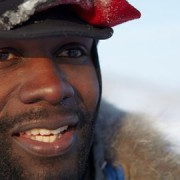 Dwayne Fields. Photo courtesy of Polar Challenge