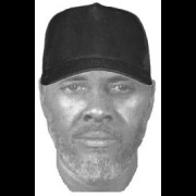 Suspect 3 in Hackney aggravated burglary. E-fit: Met Police
