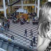 Kate Moss in Croydon