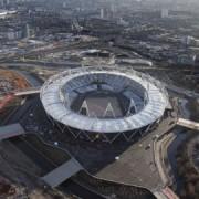 Olympic Stadium. Photo: Olympic 2012
