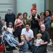 Goldsmiths' nursery campaigners